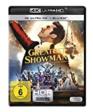 DVD Cover 'Greatest Showman (4K Ultra HD) [Blu-ray]