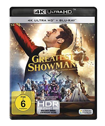Greatest Showman - Ultra HD Blu-ray [4k + Blu-ray Disc]