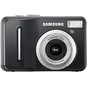"""Samsung S1060 Appareil photo numérique Ecran LCD 2,7"""" CCD 10,2 Mpixels Zoom optique x5 Noir"""