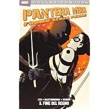 Fine del regno. Pantera Nera