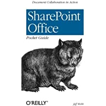 SharePoint Office Pocket Guide by Jeff Webb (2005-07-01)