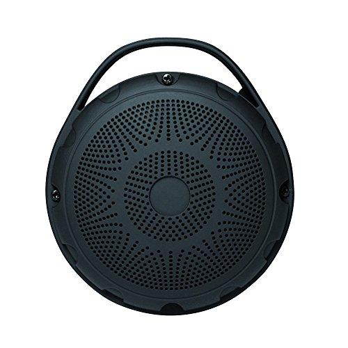LogiLink SP0050 Bluetooth Lautsprecher mit FM Radio und MP3-Player - Fernauslöser Bluetooth-lautsprecher