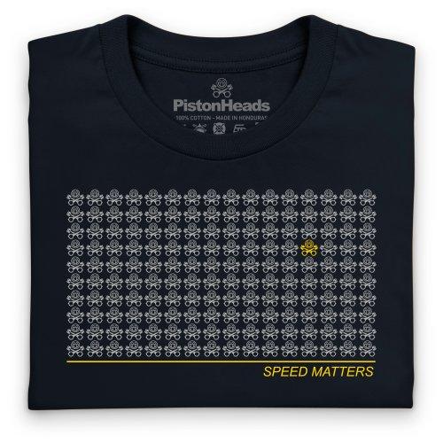 PH Grid T-Shirt, Herren Schwarz