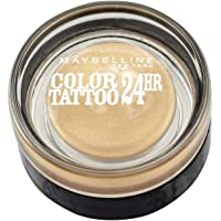 Maybelline Jade - Ombretto in gel Color Tattoo 24H, n° 05 Eternal Gold, 1 pz. (1 x 4,5 g)