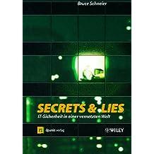 Secrets & Lies: IT-Sicherheit in einer vernetzten Welt