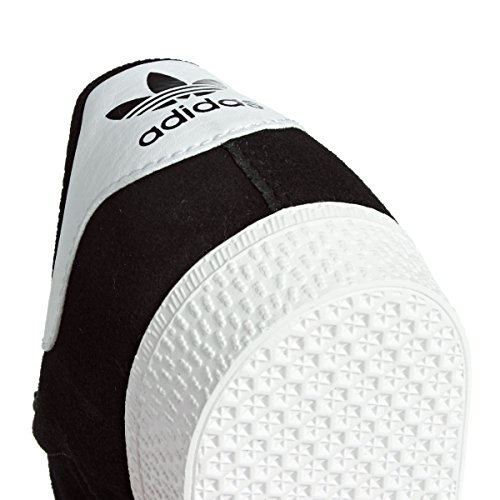 adidas Unisex-Erwachsene Gazelle Low-Top Noir