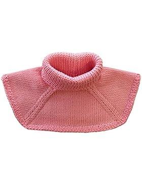 100% lana merino Baby bambini a maglia sciarpa scaldacollo invernale