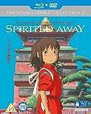 Chihiros Reise ins Zauberland / Spirited Away ( Sen to Chihiro no Kamikakushi ) (Blu-Ray & DVD Combo) [ UK Import ] (Blu-Ray)