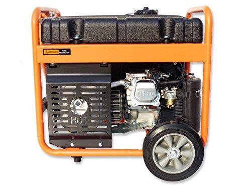 KnappWulf Stromerzeuger KW3400 1-phase 230V -