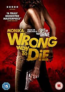 Monika: A Wrong Way To Die [DVD]