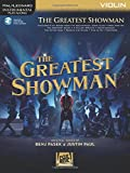 The Greatest Showman: Instrumental Play-Along Series for Violin [With Access Code] (Hal Leonard Instrumental Play-Along)