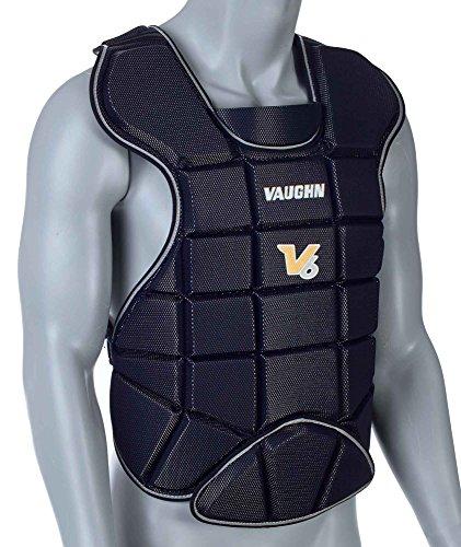 VAUGHN Streethockey Torwart Brustschutz - Senior - Einheitsgröße (Vaughn Goalie)