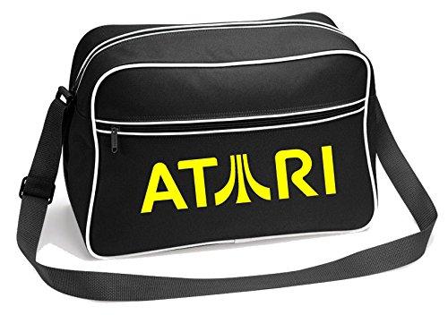 Atari Retro Design Messenger Shoulder Bag