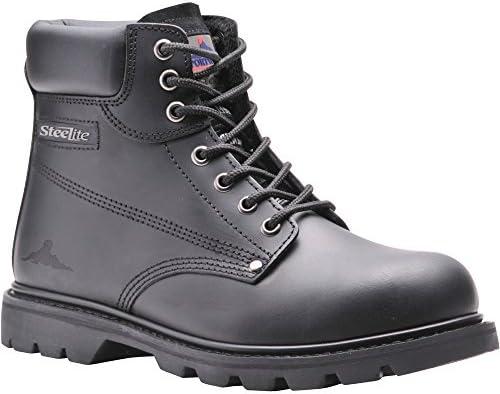 Portwest Mens Steelite Welted S3 Steel Toe & Midsole Safety Boot