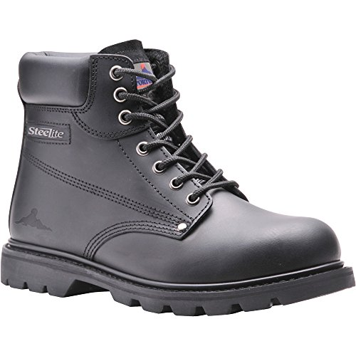 Portwest Mens Steelite Welted S3 Steel Toe & Midsole Safety Boot
