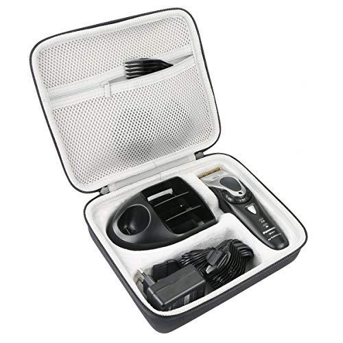 Khanka Hart Reise Tragetasche Tasche case für Panasonic ER-1611 ER-DGP72 Profi-Haarschneidemaschine.(Nur tasche)