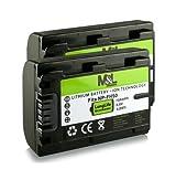 2x Akku / Batterie NP-FH50 für Sony CyberShot DSC-HX1 | HX100V | DSLR-A230 | A390 - Camcorder DCR-DVD Series | DCR-HC Series und weitere..
