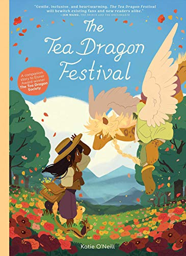 The Tea Dragon Festival di Katie O'Neill