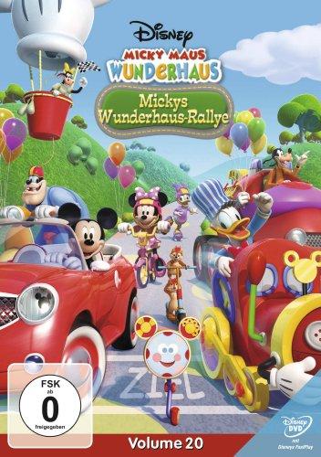 Micky Maus Wunderhaus, Volume 20 - Mickys Wunderhaus-Rallye
