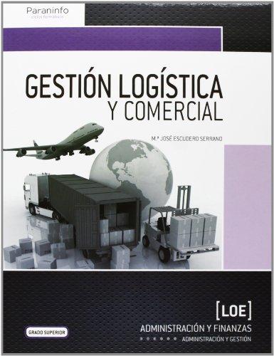 Gestión logística y comercial por MARÍA JOSÉ ESCUDERO SERRANO