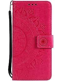 Preisvergleich für Vectady für iPhone SE / iPhone 5S / iPhone 5 Hülle, Ledertasche Schutz Handyhülle Tasche Leder Schutzhülle Flip...
