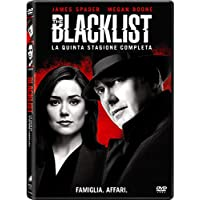 Blacklist: Stagione 5