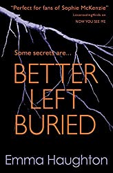 Better Left Buried by Emma Haughton (2015-05-01)