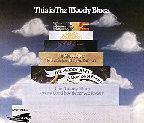 Moody Blues Cd - This Is The Moody