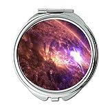 Specchio, specchio per il trucco della terra, Proteggi gli specchi per il trucco solare a brillamento solare, lo specchio tascabile, lo specchio portatile