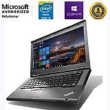(Renewed) Lenovo Thinkpad T430 14 Inch Laptop (core i5 3320M/8GB/500GB HDD/Windows 10 Pro/MS Office Pro 2019/Integrated graphics), Black