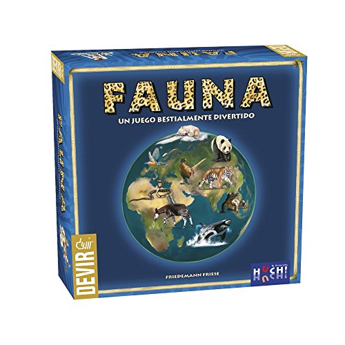 Devir–Fauna, Brettspiel (223071)