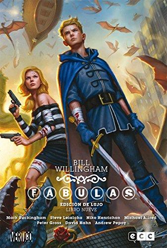 Descargar Libro Fábulas Edición de lujo 9 (Fábules: Edición de lujo) de Bill Willingham