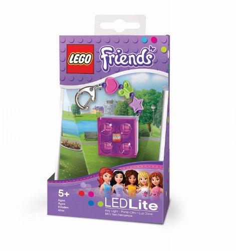 LEGO IQ Hong Kong ut20367 Friends lumière LED Porte-clés