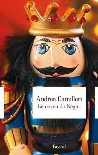 Le neveu du Négus par Andrea Camilleri