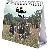 ERIK - Calendario de Escritorio 2021 The Beatles, 17x20 cm
