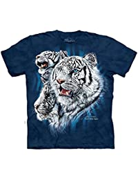 The Mountain Unisexe Enfant Trouve 9 Tigres T Shirt