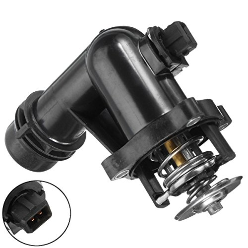 Forspero Car Thermostat Housing für BMW E36 E46 3er 316i 316Ci 318Ci 318Ci 11531437085 - Mount Thermostat Kit
