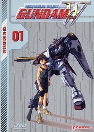 Gundam Wing, Vol. 01, Episoden 1-5