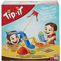 Tip It Jeu de Société et d'Adresse pour Enfants, dès 5 ans, FLK86
