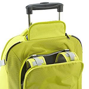 Eagle Creek Activate 26 rolling case Wheeled Backpack yellow/green 2015 from Eagle Creek