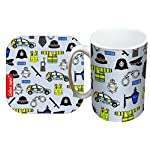 Selina-Jayne Police Limited Edition Designer Mug and Coaster Gift Set