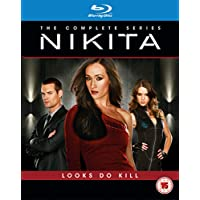 Nikita - The Complete Series [Blu-ray]