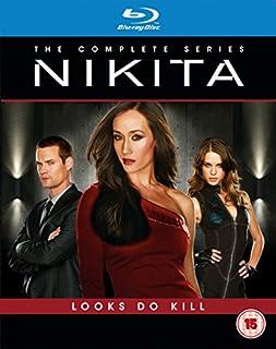 Nikita - The Complete Series [Blu-ray] [2014] [Region Free] (B00LTQPB3U) | Amazon Products