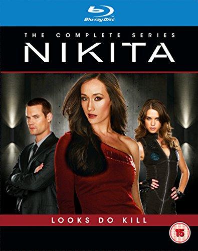 Nikita: The Complete Series 1-4 [13 Blu-rays] [UK Import]