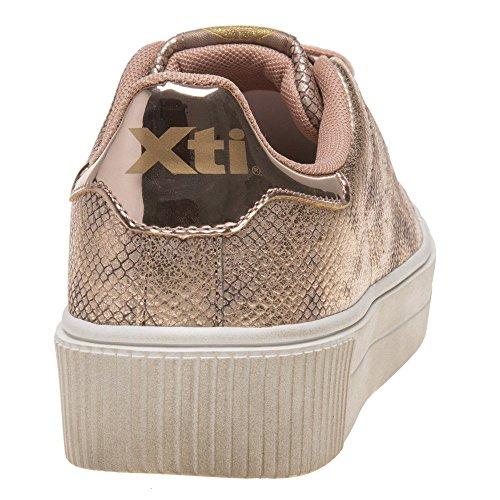 Xti 47507 Donna Sneaker Nude Nude