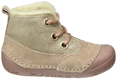 Primigi - Raffyx-e, Scarpine e pantofole primi passi Bimba 0-24 Rosa (Pink (ROSA AN/ROSA AN))