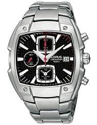 Lorus RF317BX8 - Reloj cronógrafo de caballero de cuarzo