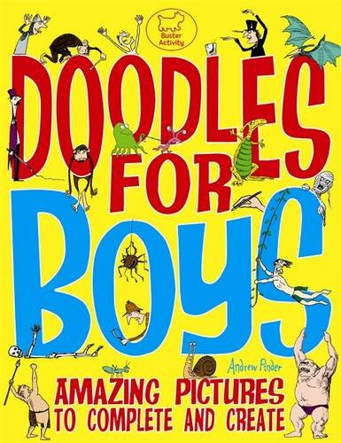 Doodles For Boys (Buster Activity)