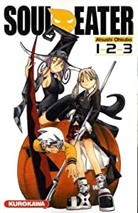 Soul Eater Edition reliée Tome I (1-2-3)