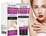 Whitening Cream, Aufhellung Creme, Dark Armpit/Inner thigh/Elbow/Knee/Bikini Bleichen/Private Part...